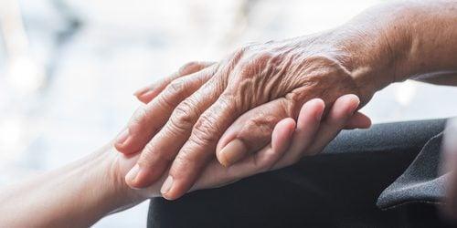 dementie in laatste fase. Zuster Jansen kan 24 uurs zorg bieden