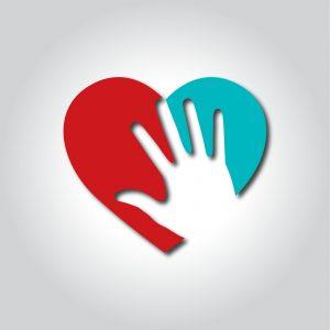 help heart logo