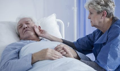 Terminale fase herkennen. Zuster Jansen biedt ook terminale thuiszorg en palliatieve zorg.